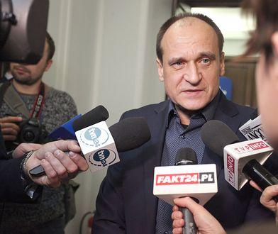Paweł Kukiz w ostrych słowach o zachowaniu posła