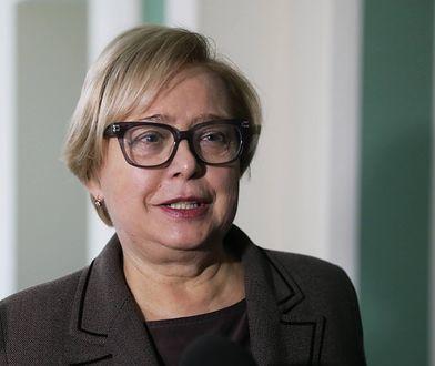 Małgorzata Gersdorf nie podała terminu posiedzenia