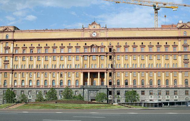 Budynek FSB w Moskwie