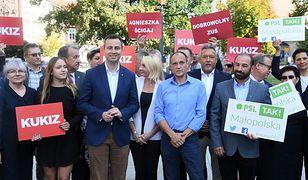 Władysław Kosiniak-Kamysz i Paweł Kukiz zabiorą głos na konwencji
