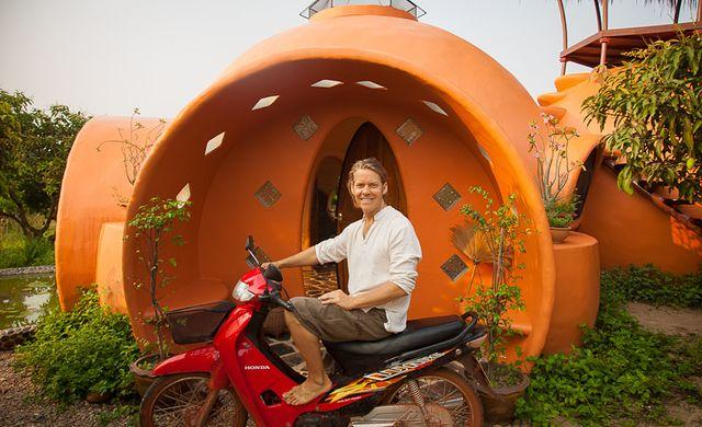 Niezwykły dom w Tajlandii
