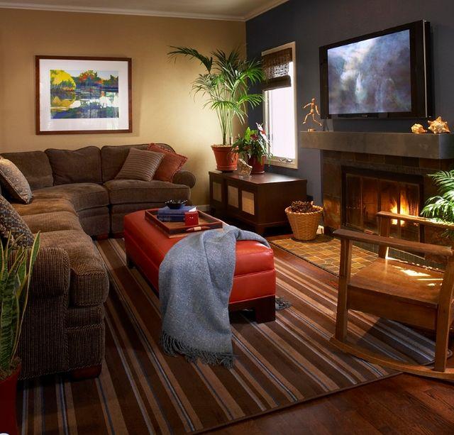 Modny dywan na jesień