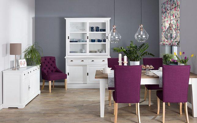 Ultra Violet kolorem roku Pantone. W jaki sposób wprowadzić go do wnętrza?