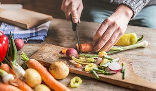 Użycie właściwego noża pomoże ci szybciej uporać się z obróbką produktów