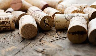 Dekoracje z korków ozdobią wnętrze każdego miłośnika wina