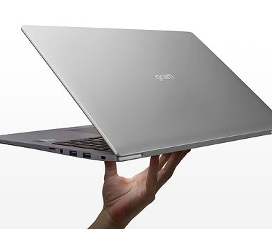 LG prezentuje superlekkie laptopy Gram 2020. Do tego gratisy