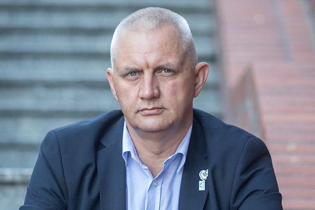Marek Lisiński był ofiarą księdza pedofila