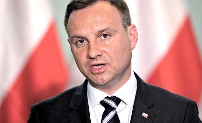 Prezydent Andrzej Duda wbrew PiS?