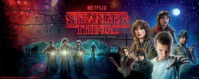 Stranger Things - opis serialu, lista odcinków