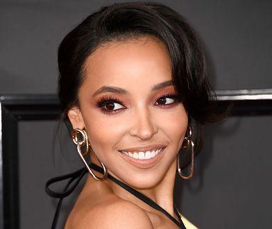 Tinashe przesadziła? Ścisnęła biust do granic możliwości