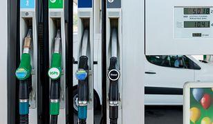 Ceny paliw ciągle w dół