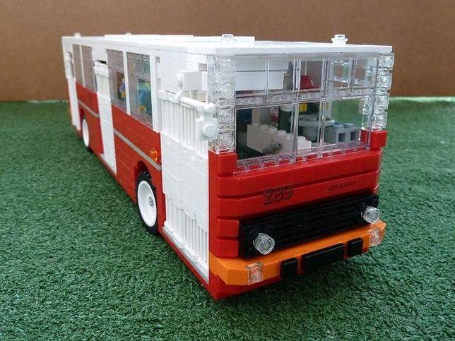 Warszawski Ikarus z klocków Lego w normalnej produkcji?