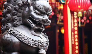 Chiński smok ma coraz większy apetyt