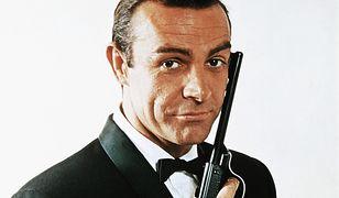 Sean Connery był pierwszym aktorem wcielającym się w Jamesa Bonda