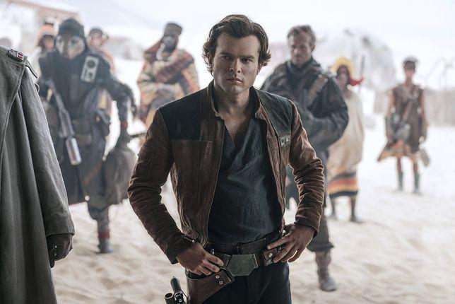 """""""Han Solo: Gwiezdne wojny - historie"""" wkrótce na DVD i Blu-ray. Zobacz zwiastun!"""