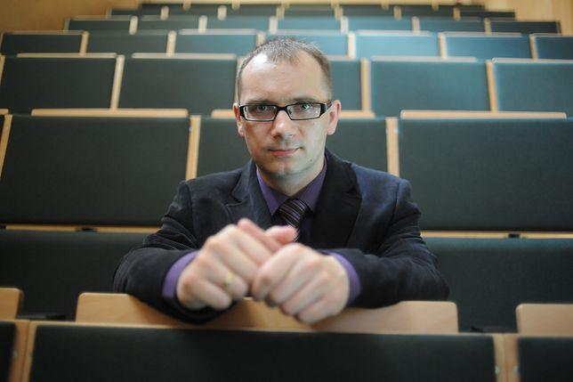 Marcin Zarzecki nowym szefem Polskiej Fundacji Narodowej