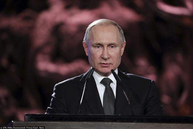 """Rozszerzenie sankcji dla Rosji? """"Sprawa jest na finiszu"""""""