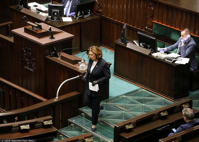 Wielka kłótnia w opozycji w cieniu koronawirusa. Wpadki kandydatki mają być wyciszone, PO chce wygasić wojnę z PSL