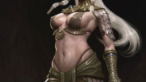 Nowe obrazki z Kingdom Under Fire II wyglądają epicko