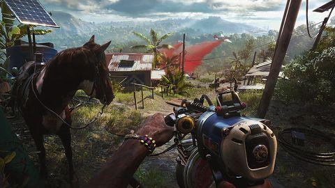 Emile Liang, producent Far Cry opuszcza Ubisoft po 24 latach