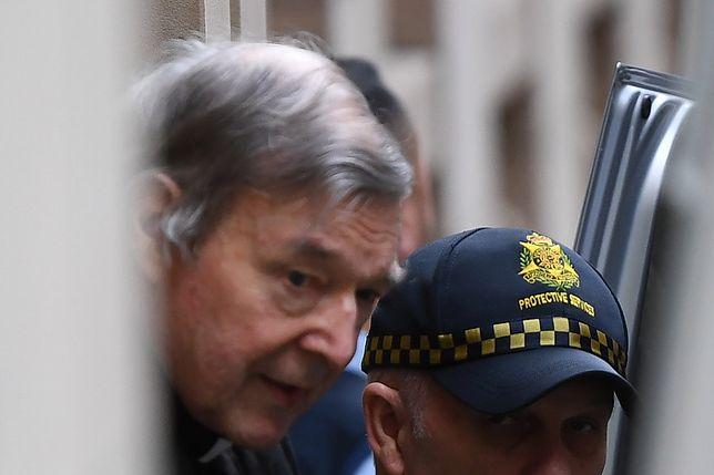 Australijski sąd odrzucił apelację skazanego za pedofilię kardynała George'a Pella