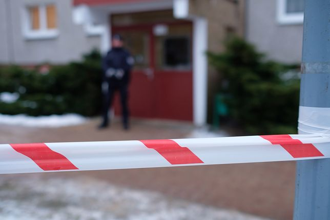 22-latek został znaleziony martwy