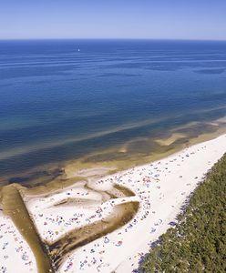 Dębki. Wakacyjny kurort z plażą, której nie da się zapomnieć