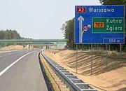 GDDKiA oszczędza na oznakowaniu dróg