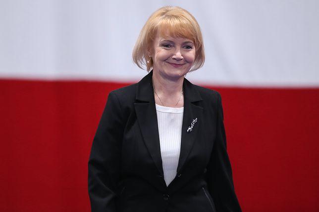 Popularna posłanka PiS w szpitalu. Nowe informacje o zdrowiu Jolanty Szczypińskiej
