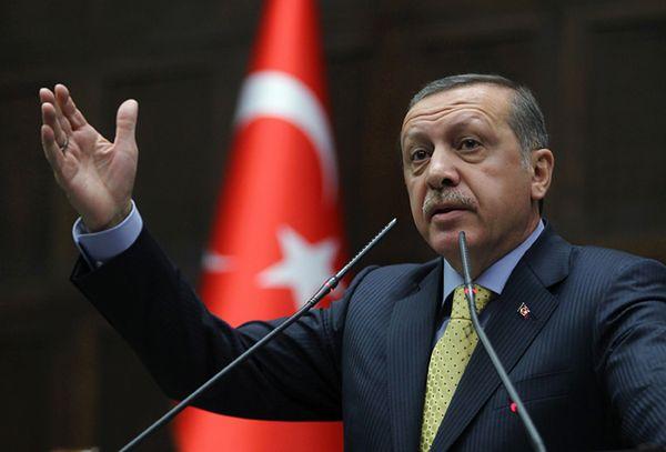 Turcja: premier Erdogan zwraca odznaczenie Amerykańskiego Kongresu Żydowskiego