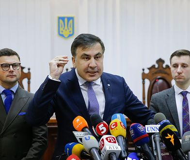 """Saakaszwili udzielił wywiadu dziennikowi """"Bild"""""""