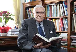 Prof. Witold Kieżun dla WP.PL: większość moich studentów uważa Polaków za nazistów