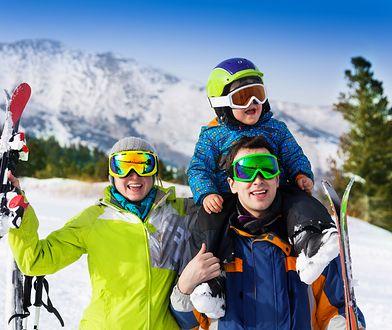 Wyjazd na na narty to idealny, aktywny wypoczynek dla całej rodziny