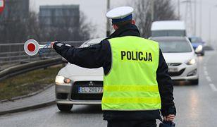 Warszawa. Policyjna kontrola prędkości [zdj. ilustracyjne]