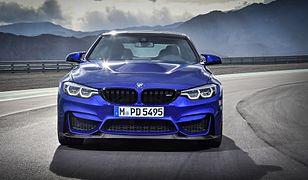 BMW M4 debiutuje w kompromisowej wersji CS