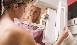 Polki nie korzystają z profilaktyki raka piersi