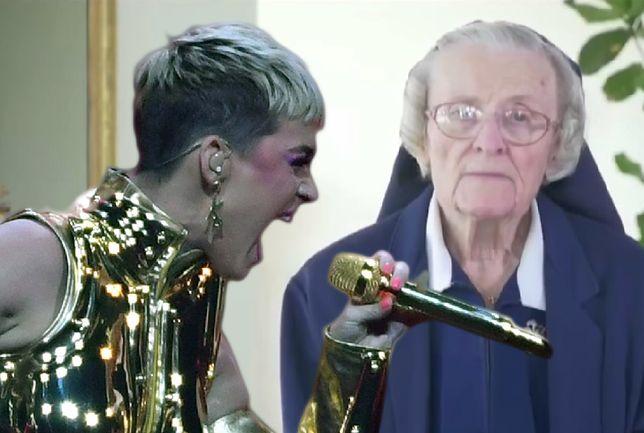 """Ostatnie słowa zmarłej zakonnicy do Katy Perry: """"Proszę, przestań"""""""