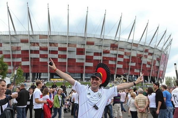 Jacek Cichocki: 600 zatrzymanych w związku z Euro 2012