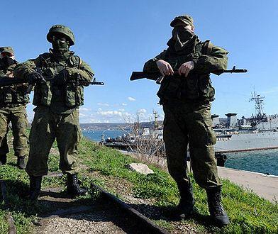 Ukraina: Rosja chce ukryć strzelaninę między własnymi wojskowymi na Krymie