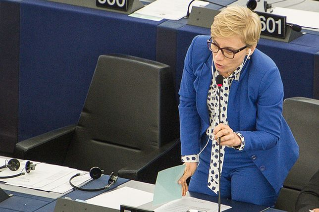 Europosłanka z listy Prawa i Sprawiedliwości Beata Gosiewska.