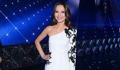 Piękna Paulina Sykut poprowadziła galę Miss Polski 2015