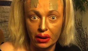 Piosenkarka udzieliła kolejnej makijażowej lekcji