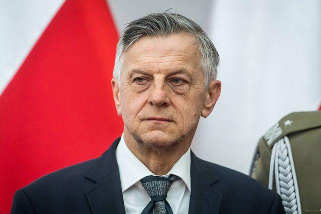 Prof. Andrzej Zybertowicz przeprasza za słowa o agentach