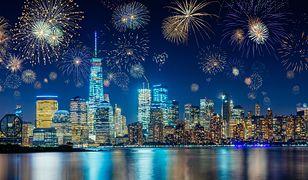Sylwester w Nowym Jorku uważany jest za największą imprezę na zakończenie roku na świecie