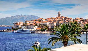 Korcula - duma Chorwacji