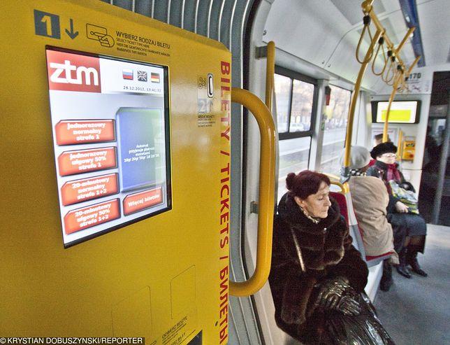 Niedługo w biletomatach ZTM oprócz polskiego, niemieckiego, angielskiego i rosyjskiego, pojawi się kolejny język
