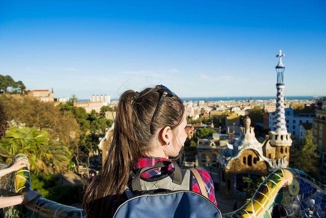 Pojechała na wakacje do Barcelony
