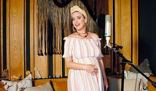 Fryzura Katy Perry. Wokalistka zaskoczyła fanów zmianą koloru włosów pod koniec ciąży