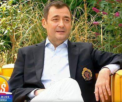 Jacek Rozenek: Lekarze nie dawali mi żadnych szans. Byłem w stanie terminalnym