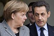 Ratunek dla Grecji? Merkel i Sarkozy ratują siebie!